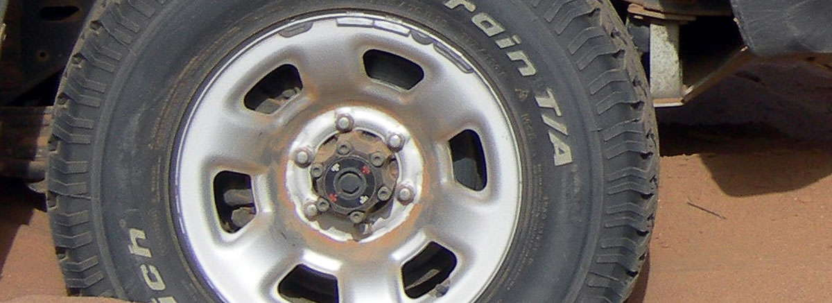 Homologar liberadores de rueda